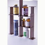 【Osun】獨家專利商品,多功能百變伸縮隔板(2大2小)