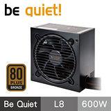 Be Quiet L8-600W /80 PLUS銅牌