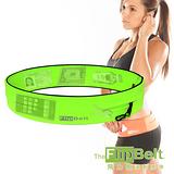 【FlipBelt】美國飛力跑運動腰帶(螢光綠) 運動 路跑  三鐵 馬拉松