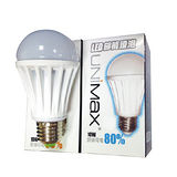 美克斯UNIMAX LED省電燈泡-黃光(10W)