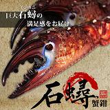 【台北濱江】超大尺寸石蟳蟹鉗1包(1kg/包)