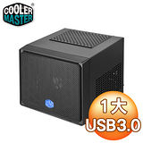 Cooler Master 酷碼 Elite 110 黑1大 電腦機殼