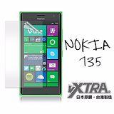 VXTRA 諾基亞 Nokia Lumia 735 高透光亮面耐磨保護貼
