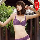 【曼黛瑪璉】14秋冬經典二 B-E罩杯內衣(玫瑰紫)