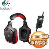 Logitech 羅技 G230 遊戲雙耳麥