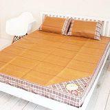 奶油獅 厚床專用紙纖涼蓆床包(無枕蓆) 3尺