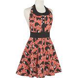 《NOW》洋裝式圍裙(毛線貓)