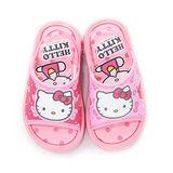 童鞋城堡-Hello Kitty清新後帶學步嗶嗶鞋814676