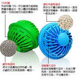 【Osun】台灣製造 強力渦輪環保洗衣球(一組2入 免洗劑)