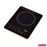 【聲寶SAMPO】超薄不挑鍋電陶爐 KM-SG12P