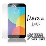 VXTRA 魅族 MEIZU MX4 高透光亮面耐磨保護貼