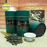 【喝茶閒閒】嚴選梨山清香高冷茶,共2罐(150公克/罐)