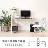 【Hopma】日系層架工作桌(主機板)