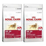 ROYAL CANIN法國皇家 FIT 32 理想體態貓 2公斤 x 2包