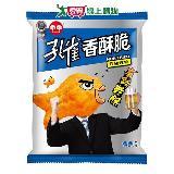 孔雀香酥脆狠大包-香魚口味104g