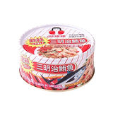 東和好媽媽-麻辣三明治鮪魚片3入