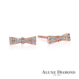 A-LUXE 亞立詩鑽石 Gifts系列 美鑽耳環