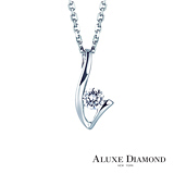 A-LUXE 亞立詩鑽石 Sweet Mood系列 美鑽項鍊