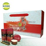 【喝茶閒閒】嚴選阿里山高冷茶提盒組(150公克*4罐)