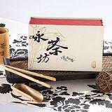 【靖天】特選高山烏龍茶葉150g*4入(金光禮盒系列)