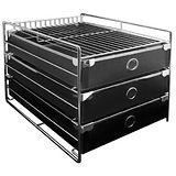 【力大 ABEL】60752 歐式三層收納櫃/文件櫃 (A4)
