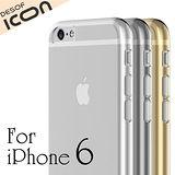 DESOF iCON iPhone6 4.7吋透明超薄果凍保護套