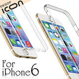 DESOF iCON iPhone6 4.7吋超薄透明保護邊框