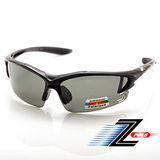【Z-POLS 極緻顛峰消光黑帥氣款】搭載美國寶麗來頂級100%偏光運動眼鏡,全新上市!