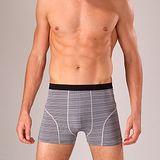 法國名牌型男條紋平口褲 (M~XL)