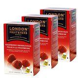 【London Fruit & Herb】英國芙賀茶x3件組-覆盆子(2g*20入/盒)