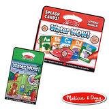 美國瑪莉莎 Melissa & Doug神奇水畫冊+神奇水畫卡(超值2入組)