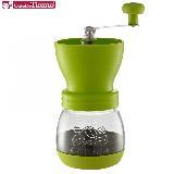 Tiamo 0925密封罐陶瓷磨豆機(翠綠色) HG6149G