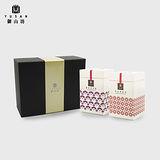 【御山坊】御品禮盒 -東方美人VS日月潭紅茶 (2入/盒)