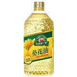 桂格得意的一天青春三元素葵花油2.4L*6瓶