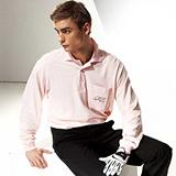 【SAIN SOU】吸濕排汗長袖POLO衫(中性款)T26036