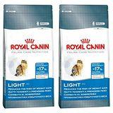 ROYAL CANIN法國皇家 L40 肥胖貓專用配方 成貓飼料 2公斤 x 2包