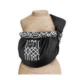 【SMART KIDS】初生嬰兒透氣背帶(黑色幾何)