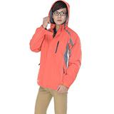 【SAIN SOU】潑水透氣保暖+可拆式防風帽外套(中性款)T27413