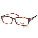 MARELLI眼鏡 優雅士紳#紅褐ML1046 C3