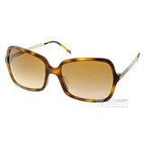 BURBERRY太陽眼鏡 經典大框(人氣琥珀)# BU4127A 331613
