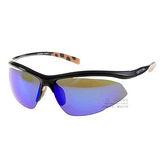 OUTDO 太陽眼鏡 偏光運動款(黑橘色) # TR8282 C2