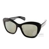 Oliver Peoples太陽眼鏡 復古貓眼款(黑) #EMMY 10059A