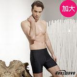 Heatwave 加大泳褲 五分平口-黑伯爵-50221