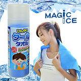 【Magic Ice】舒爽沁涼冰巾/冰涼巾 L(淺藍)