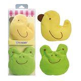 優生 動物沙包組-青蛙/小鴨