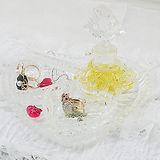 【iSFun】透徹水晶*飾品香水容器組