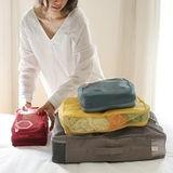 【PS Mall】韓版外出防潑水旅行衣物收納袋 (4色/套) (J137)