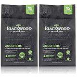 Blackwood柏萊富 低卡保健配方(雞肉+米) 犬糧 5磅 X 2包