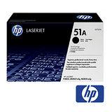 HP Q7551A 原廠黑色碳粉匣