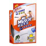 威猛先生潔廁清香凍補充管-活力尤加利38g*2入/盒